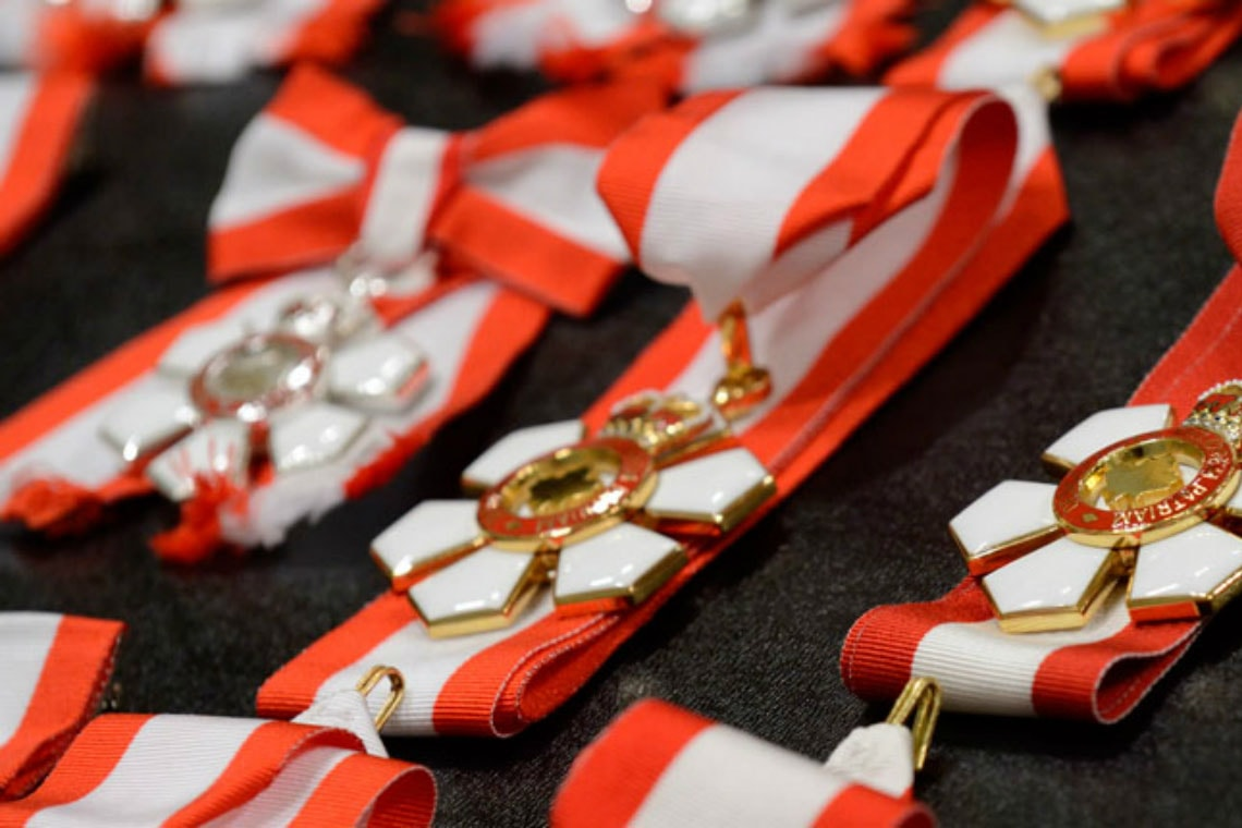 photo of medals