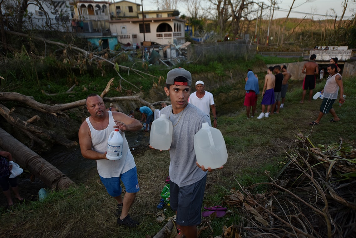 puerto rico after hurricane