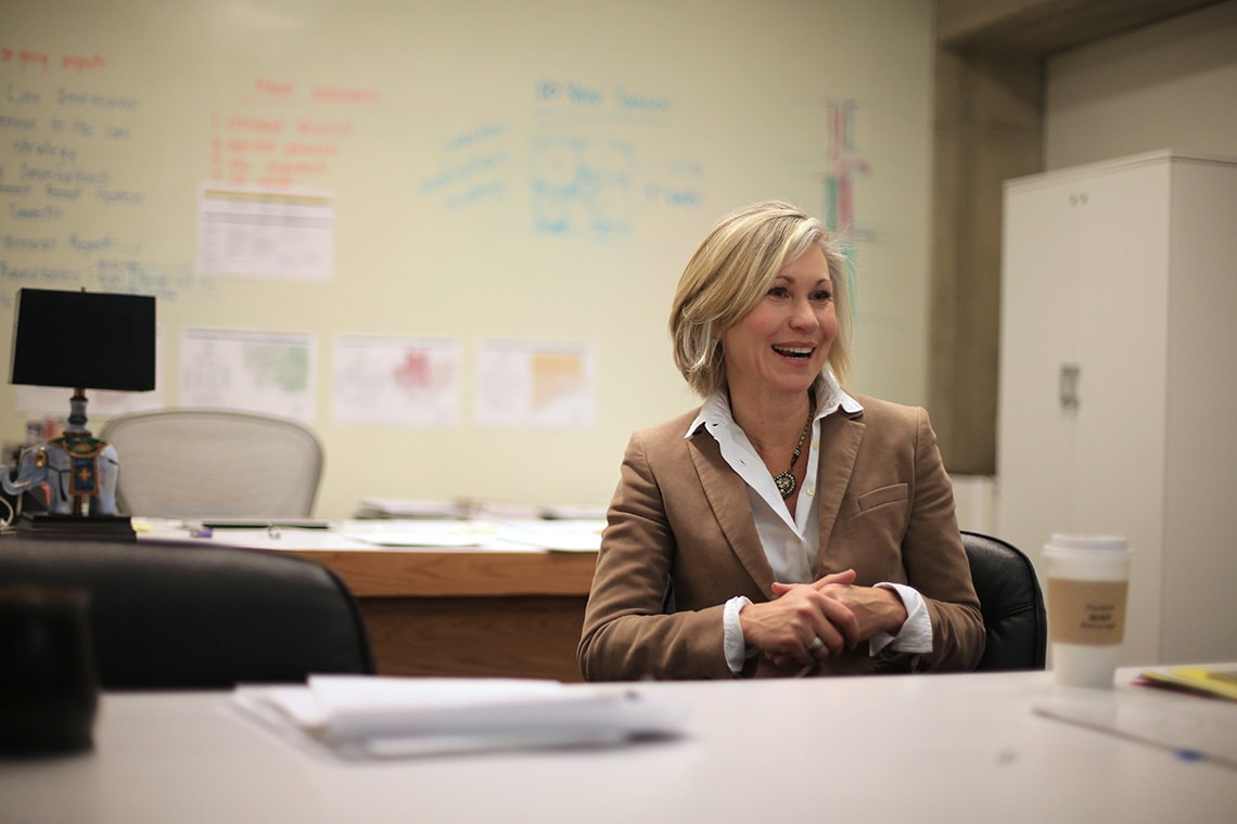 Photo of Jennifer Keesmaat