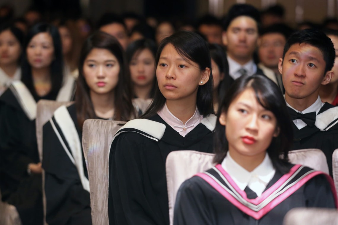 Photo of Asia-Pacific Graduation Ceremony