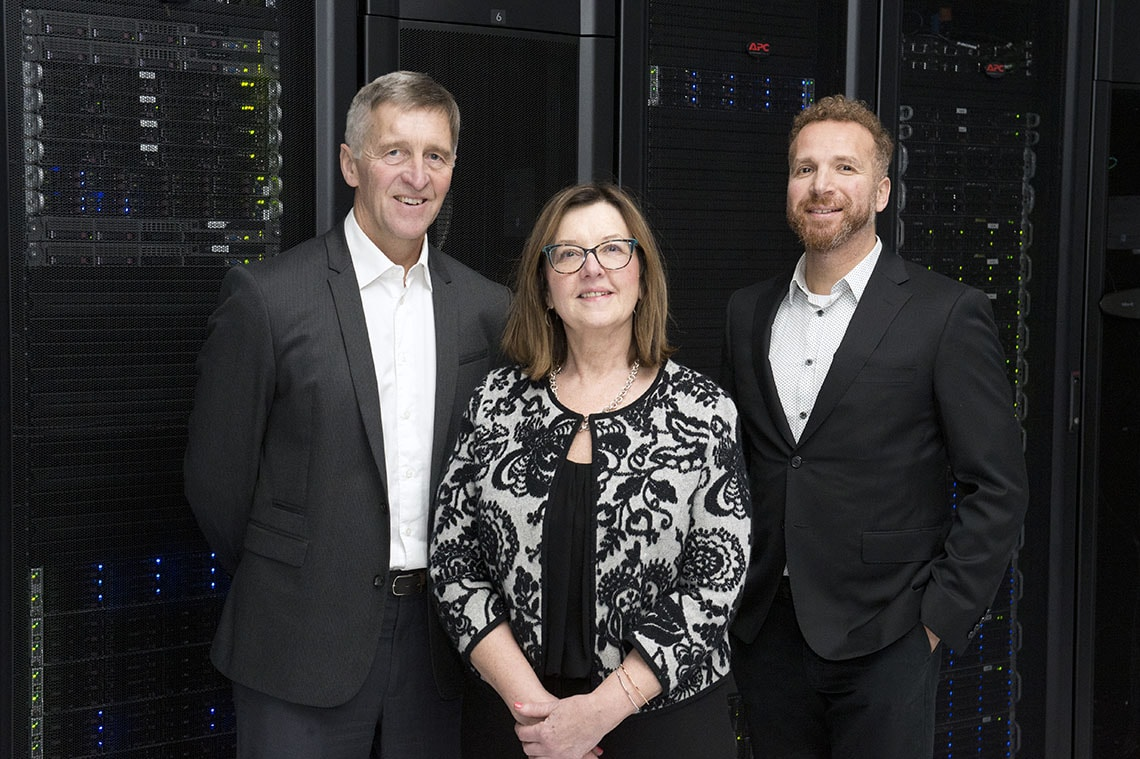 Photo of CPTP researchers