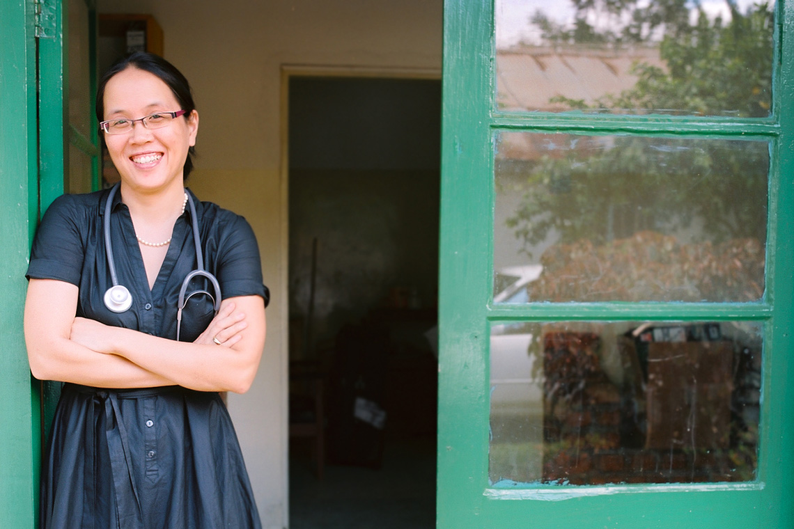 photo of Dr. Adrienne Chan