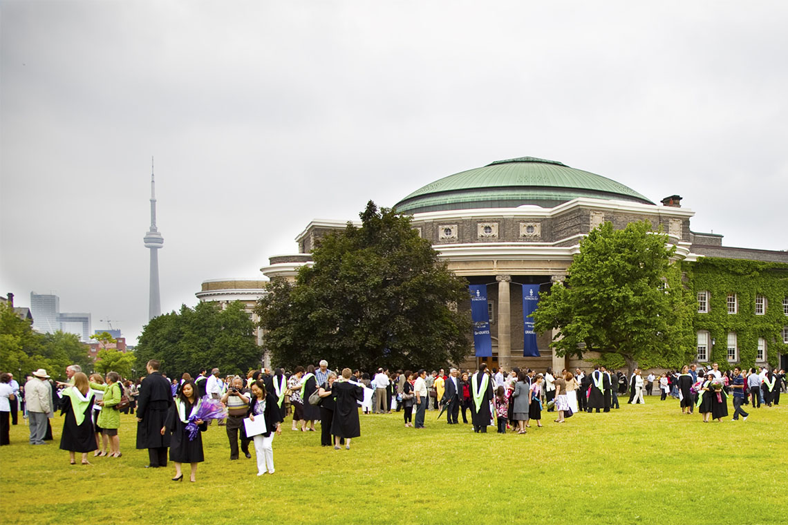 Photo of convocation