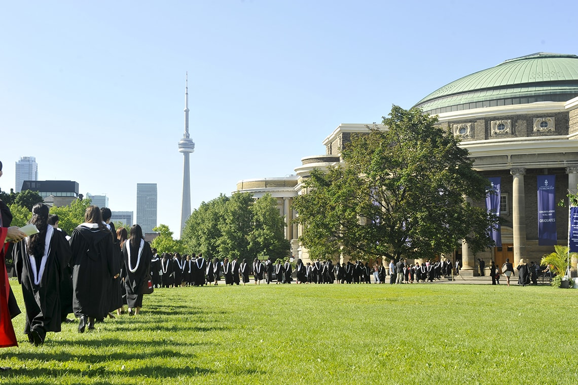 Convocation picture
