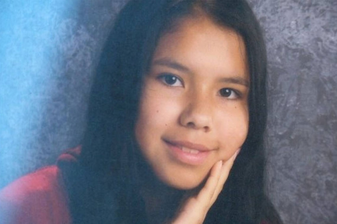 Photo of Tina Fontaine