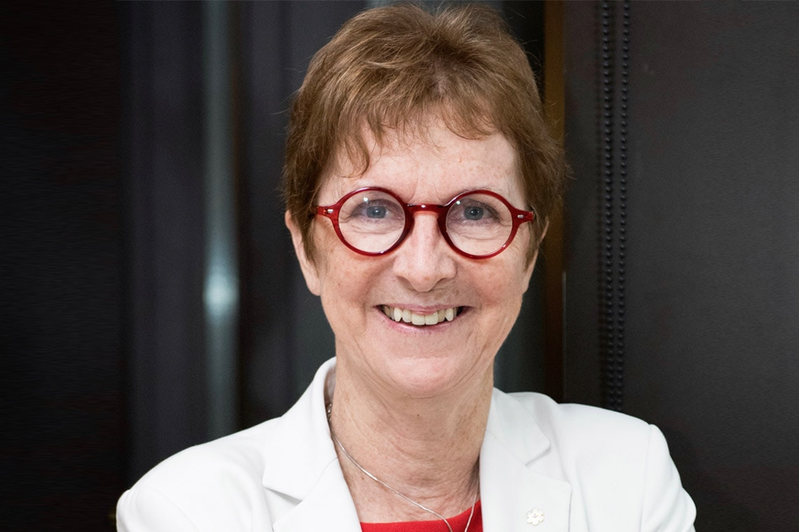 Photo of Janet Rossant
