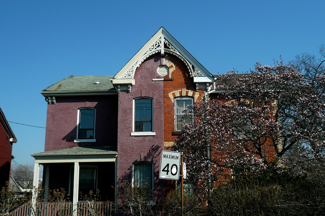 photo of Parkdale house