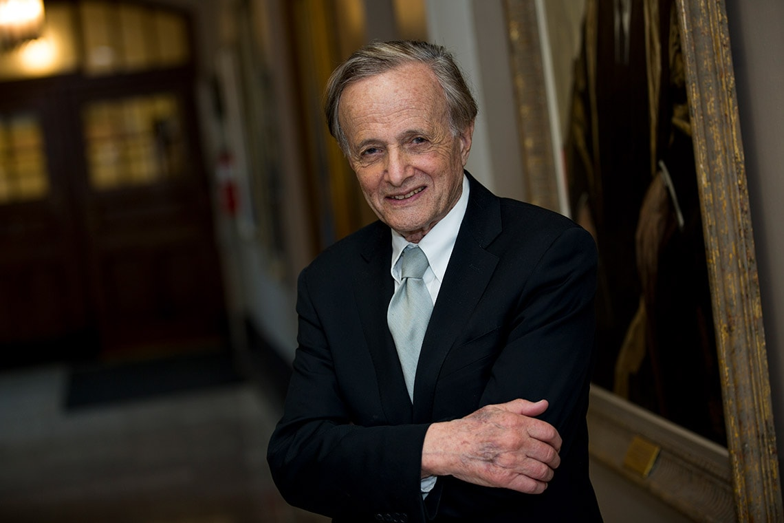 Photo of John Polanyi