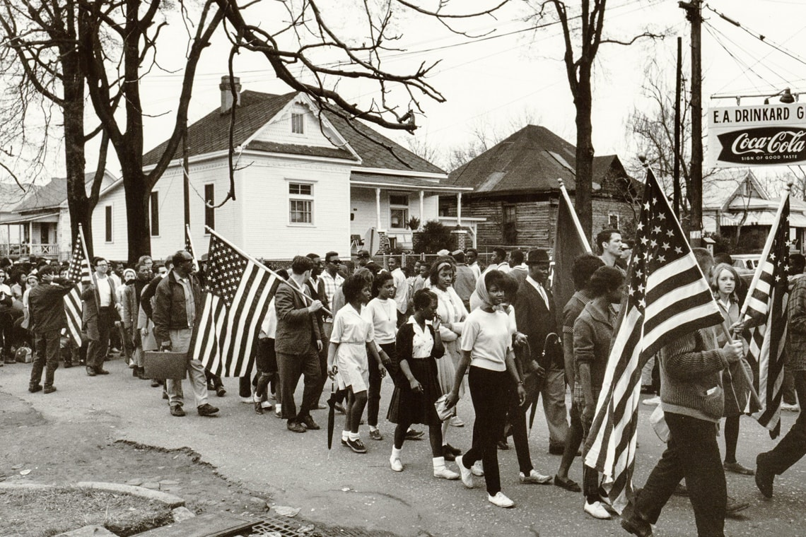 March in Selma