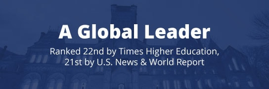 Academic Highlights - Top 20 globally